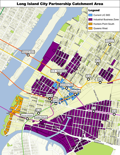 lic business zones real estate zoning