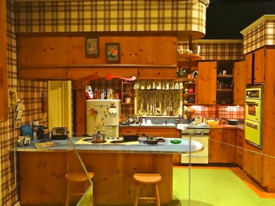 betty drapers kitchen photo mad men