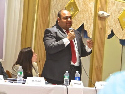 ali najmi candidate for nyc city council queens district 23 photo