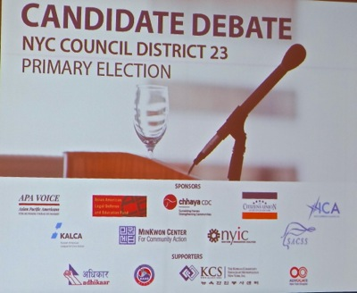 district 23 city council election candidates positions