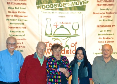 taste of woodside photos woodside on the move board of directors photos