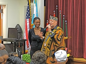 holiday events corona kwanzaa tree lighting corona
