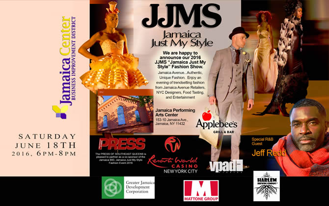 fashion show in queens april fashion show in jamaica ny