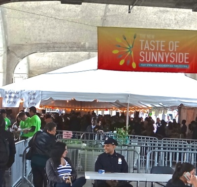 taste of sunnyside 2016 photos