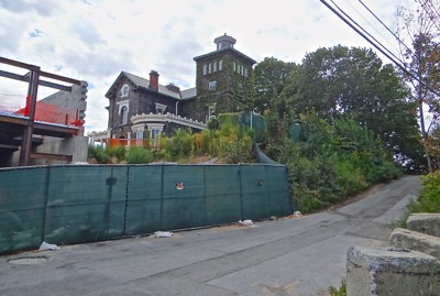steinway mansion real estate development astoira queens lga