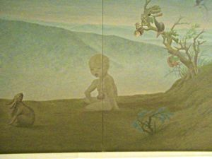 Lin Ju Chinese art Queens Museum of Art Flushing Queens NY