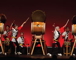 soh daiko performances nyc