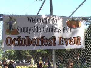 Sunnyside Gardens Neighborhood Octoberfest