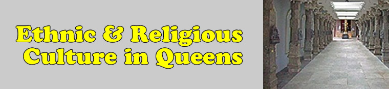ethnic & religious culture holidays queens