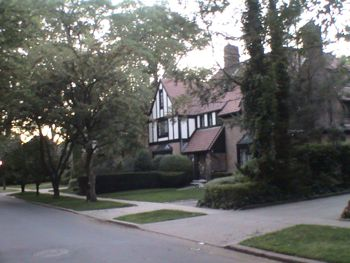 Forest Hills Gardens in Forest Hills Queens NY