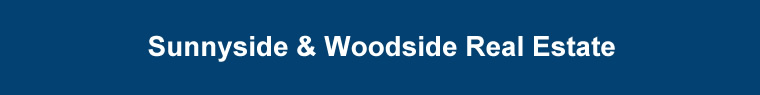 sunnyside real estate woodside real estate