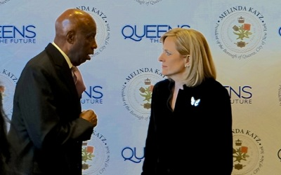 queens borough president melinda katz photo queens library corruption