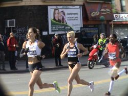 NYC Marathon women