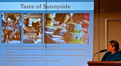 sunnyside shines bid sunnyside business improvement district queens nyc
