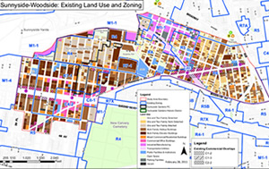 Zoning Sunnyside & Woodside - Real Estate in Queens   sunnyside woodside real estate development in sunnyside queens woodside real estate queens zoning changes in queens