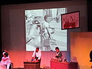 Black Wall Street at York College Performing Arts Center | shades of truth theatre in harlem black wall street black wall st play performed in queens nyc harlem greenwood oklahoma 1921 riots scott ellsworth book death in the land of paradise