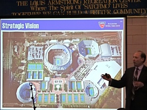 usta expansion plans in flushing meadows corona park fmcp